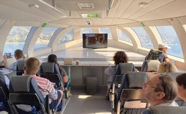 """С 29 мая можно будет приобрести билеты на первый рейс """"Кометы""""!"""